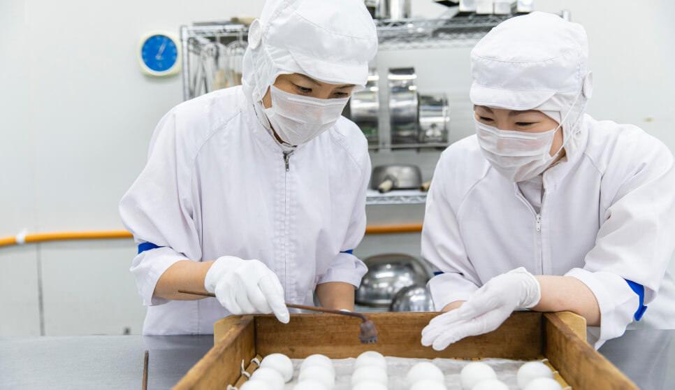 和菓子の新たな可能性を探求する