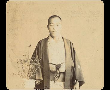 松永伊平、改め森千太郎(1867-1929)
