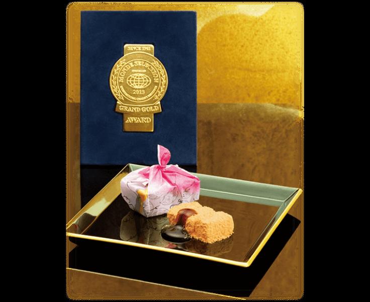 「筑紫もち」がモンドセレクション最高金賞を受賞