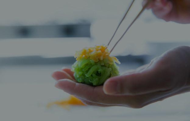 和菓子は五感の芸術