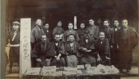 如水庵の歴史